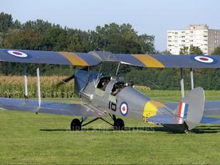 G-ANMY - Private de Havilland DH. 82 Tiger Moth