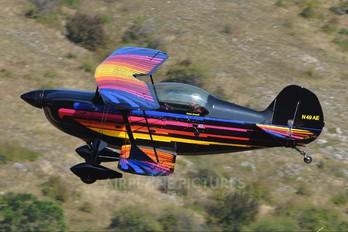 N49AE - Private Christen Eagle II