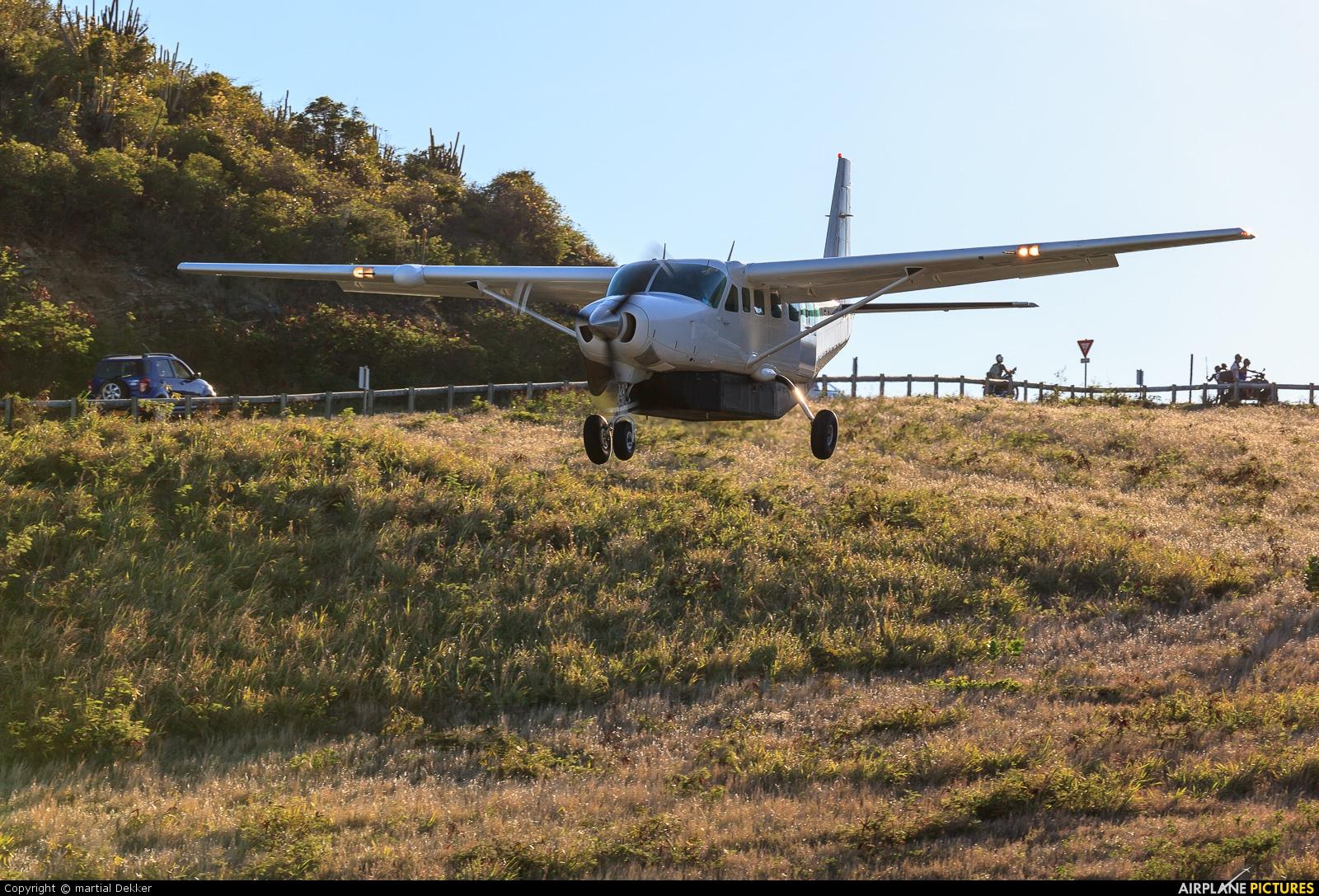 Air Antilles Express F-OHQN aircraft at Saint-Barthélemy - Gustaf III