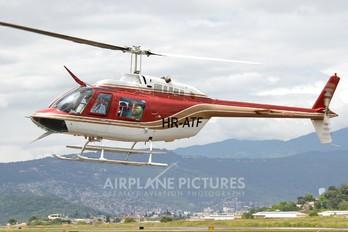 HR-ATF - Private Bell 206B Jetranger III