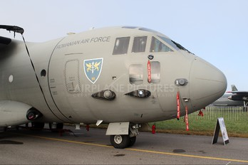 2702 - Romania - Air Force Alenia Aermacchi C-27J Spartan