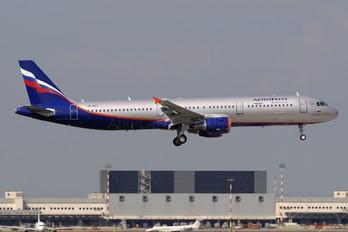 VP-BOC - Aeroflot Airbus A321