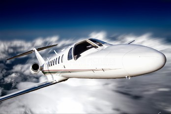 - - Private Cessna 525B Citation CJ3