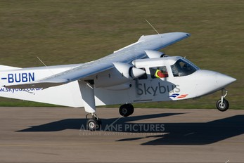 G-BUBN - Skybus Britten-Norman BN-2 Islander