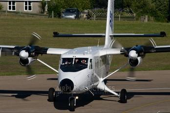 G-CEWM - Skybus de Havilland Canada DHC-6 Twin Otter