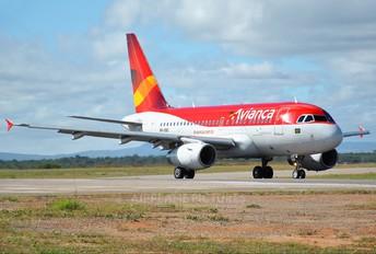 PR-OND - Avianca Brasil Airbus A318