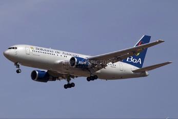 N234AX - Boliviana de Aviación - BoA Boeing 767-200ER