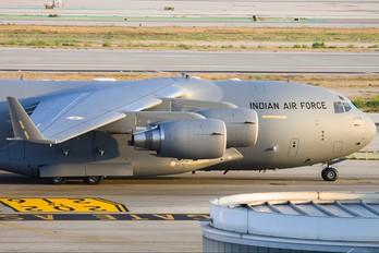 CB-8003 - India - Air Force Boeing C-17A Globemaster III