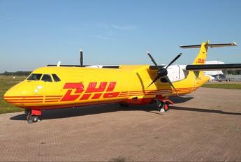 HB-AFH - DHL Cargo ATR 72 (all models)