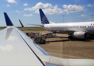 HP-1721CMP - Copa Airlines Boeing 737-800
