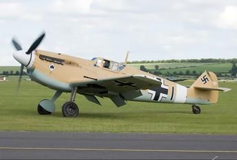 G-AWHE - Spitfire Hispano Aviación HA-1112 Buchon