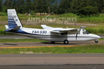 FAH-030 - Honduras - Air Force Aero Commander 690