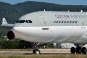 A7-HHK - Qatar Amiri Flight Airbus A340-200 aircraft