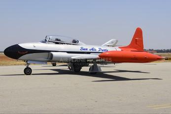 NX377JP - Air Museum Chino Canadair CT-133 Silver Star 3
