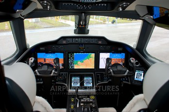 N507SV - Cessna Aircraft Company Cessna 680 Sovereign