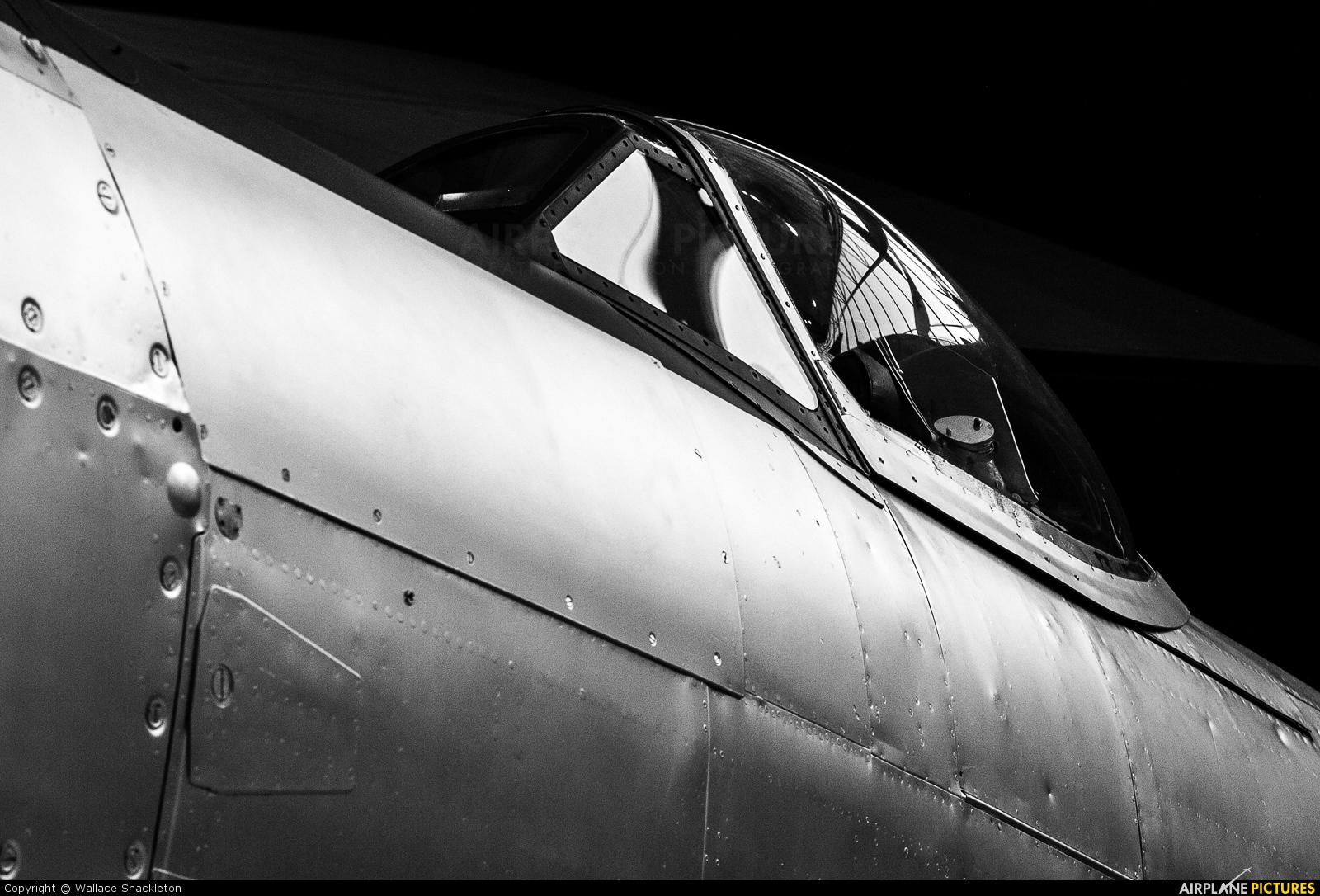 Hong Kong - Royal Auxiliary AF VN845 aircraft at Duxford