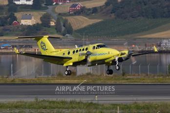 LN-LTC - Lufttransport Beechcraft 200 King Air