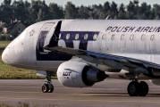 SP-LDI - LOT - Polish Airlines Embraer ERJ-170 (170-100) aircraft