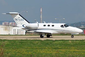 OK-LEO - Time Air  Cessna 510 Citation Mustang