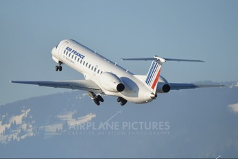 F-GUFD - Air France - Regional Embraer ERJ-145