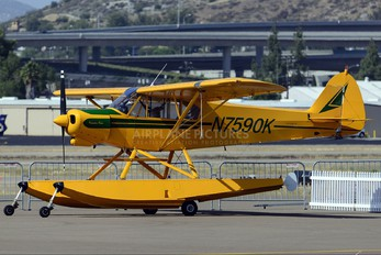 N7590K - Private Piper PA-18 Super Cub
