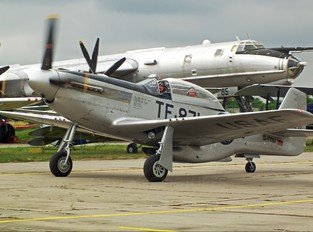 D-FTSI - Private North American F-51D Mustang