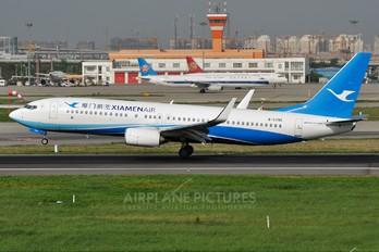 B-5792 - Xiamen Airlines Boeing 737-800