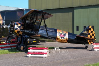 N9912H - Private Boeing Stearman, Kaydet (all models)