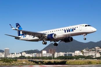 PP-PJM - Trip Linhas Aéreas Embraer ERJ-190 (190-100)