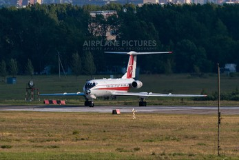 08 - Russia - Air Force Tupolev Tu-134