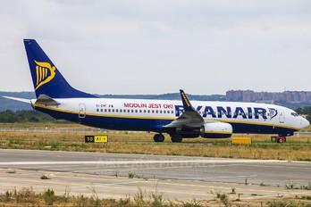 EI-EVF - Ryanair Boeing 737-800