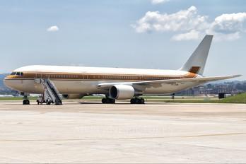 HB-JJG - PrivatAir Boeing 767-300ER