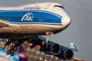 VP-BIA - Air Bridge Cargo Boeing 747-400F, ERF aircraft