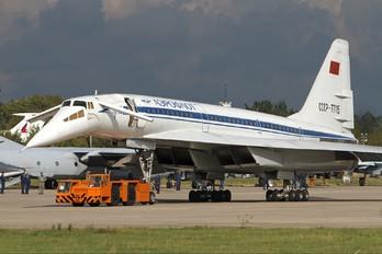 CCCP-77115 - Aeroflot Tupolev Tu-144