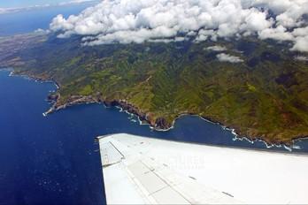 N490HA - Hawaiian Airlines Boeing 717