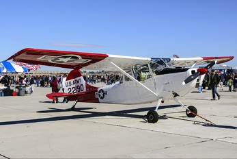 N5259G - Private Cessna L-19/O-1 Bird Dog