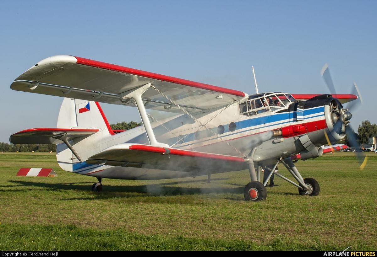 Sky-Diving For Fun OK-VHJ aircraft at Prague - Letňany