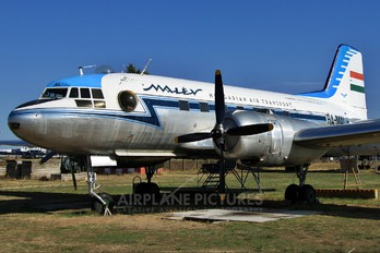 HA-MAL - Malev Ilyushin Il-14 (all models)