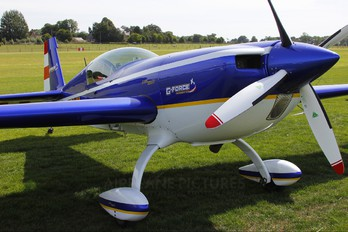 G-EXIL - Private Extra 300S, SC, SHP, SR
