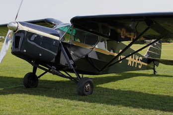 G-AIYS - Private de Havilland DH. 85 Leopard Moth