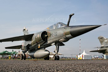 642 - France - Air Force Dassault Mirage F1CR