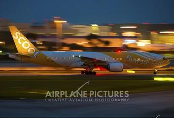 9V-OTE - Scoot Boeing 777-200ER