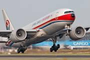 B-2076 - China Cargo Boeing 777-200F aircraft