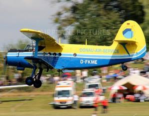 D-FKME - Donau Air Service Antonov An-2