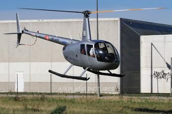 OY-HTF - Private Robinson R44 Astro / Raven