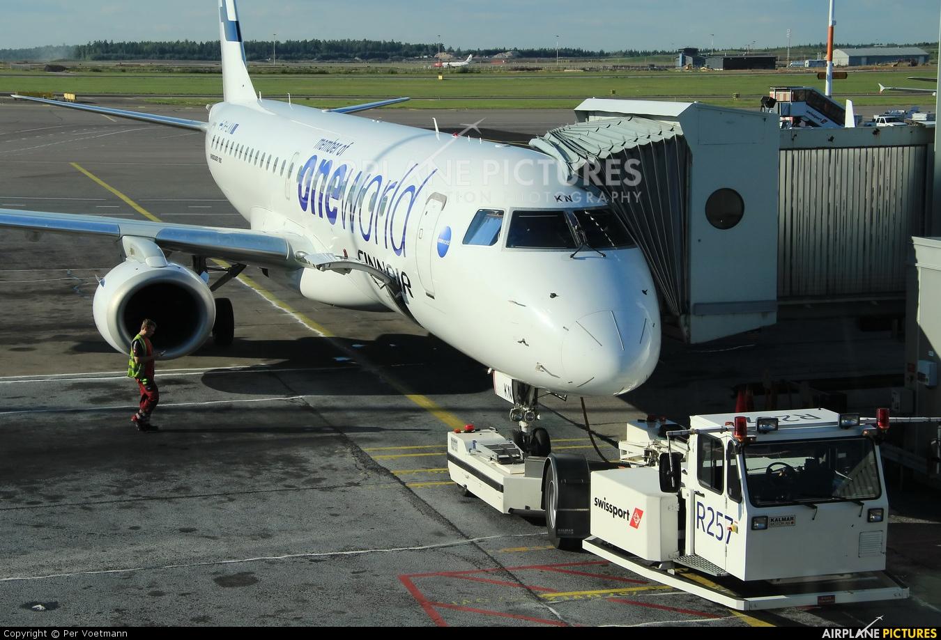 Finnair OH-LKN aircraft at Helsinki - Vantaa