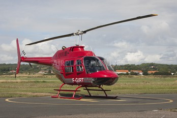 F-GIRT - Private Bell 206B Jetranger