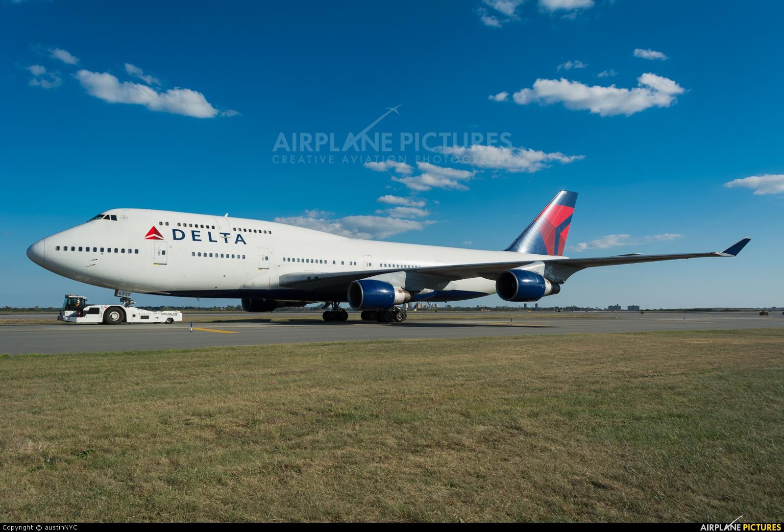 Delta Air Lines N662US aircraft at New York - John F. Kennedy Intl