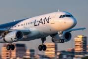 LV-BGI - LAN Argentina Airbus A320 aircraft