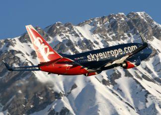 OM-NGE - SkyEurope Boeing 737-700